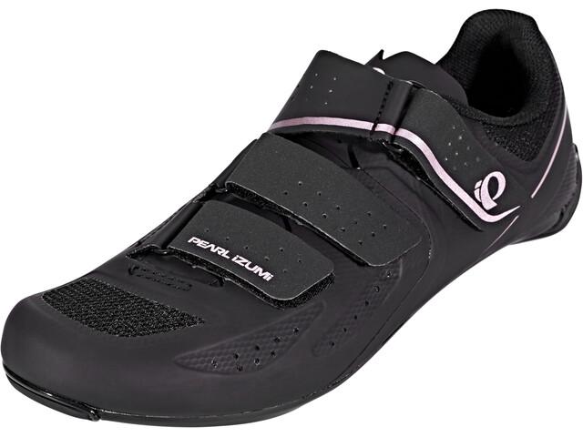 PEARL iZUMi Select Road V5 Shoes Dam black/black